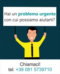 problema urgente